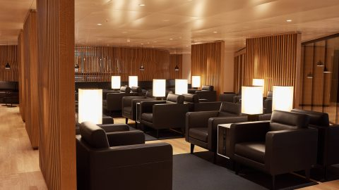SWISS inaugura novas lounges Business e Senator em Zurique